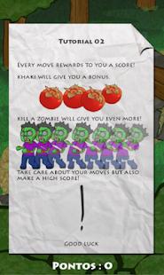 Ninjas vs Zombies - náhled