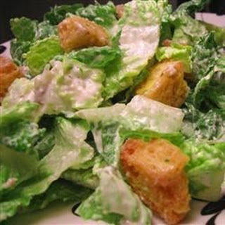 Caesar Salad Supreme Recipes