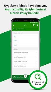 Garanti Cep – Mobil Bankacılık Screenshot