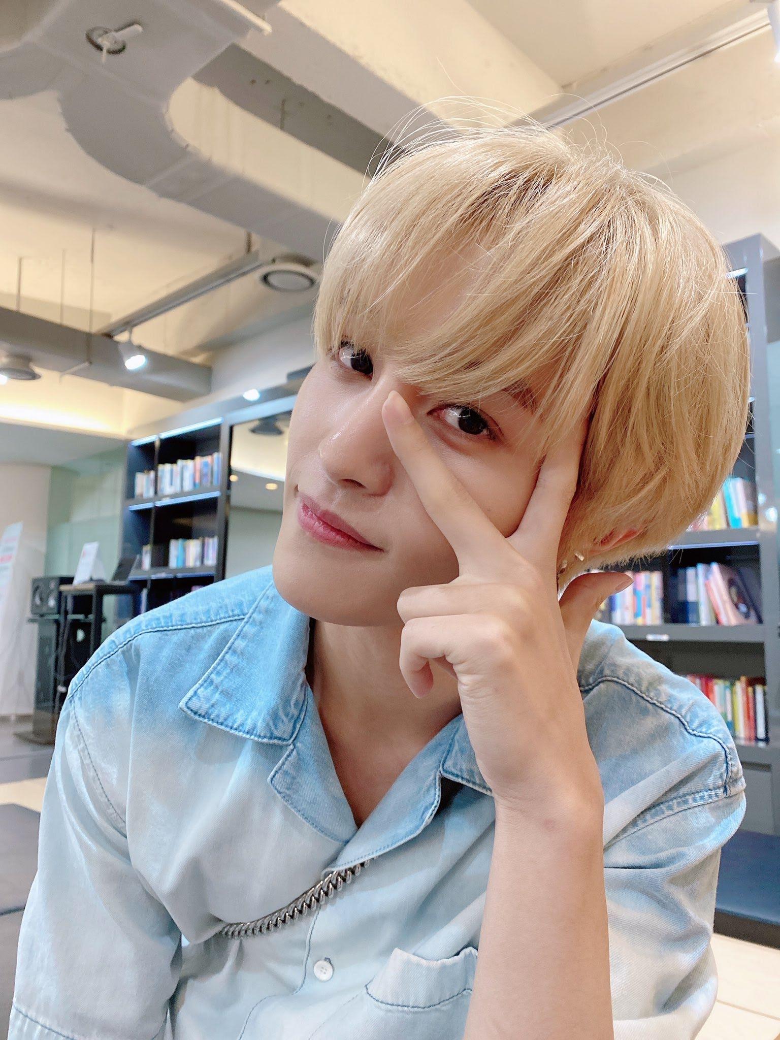 wayv nct yangyang weibo