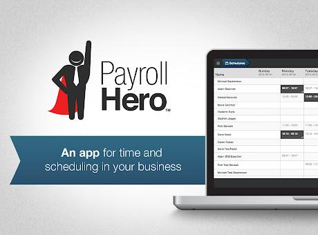 PayrollHero TeamClock