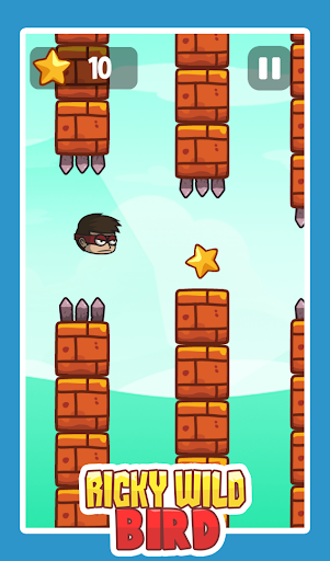 Code Triche Ricky Wild Bird apk mod screenshots 5