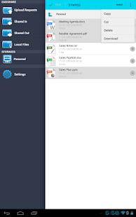 EasiShare screenshot
