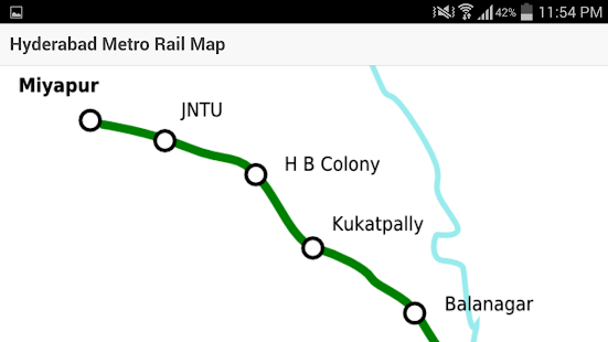 Hyderabad Metro Rail Map Android Apps On Google Play - Us google rail map