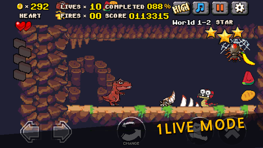 DINO LAND ADVENTURE : Finding the Lost Dino Egg filehippodl screenshot 7