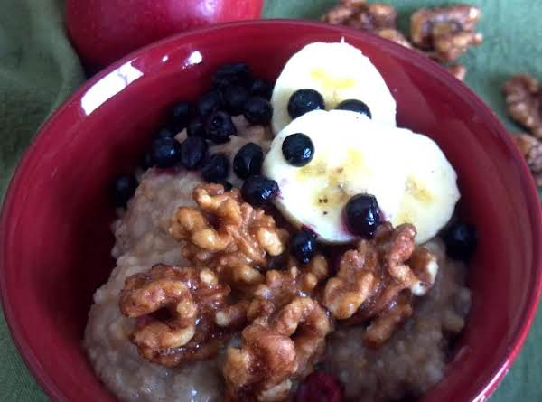 Healthiest Overnight Maple Oatmeal Recipe