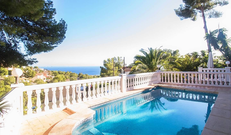 Maison avec piscine et terrasse Costa d'en Blanes