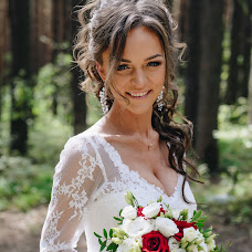 Wedding photographer Ekaterina Medvedeva (amateurwhale). Photo of 07.10.2017