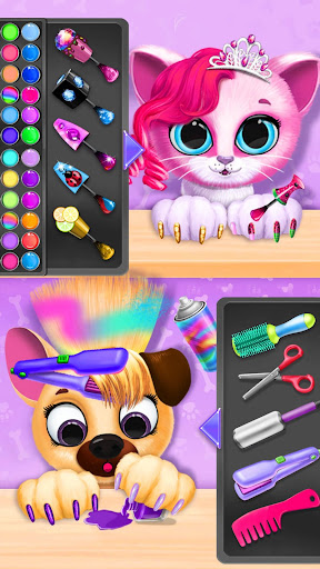 Kiki & Fifi Pet Beauty Salon - Haircut & Makeup  screenshots 1