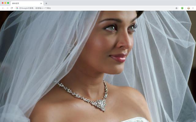 Aishwarya Rai New Tab Page HD Wallpapers