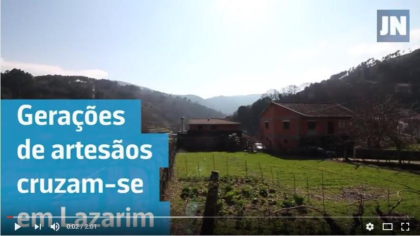 Vídeo - Descubra as gerações escondidas atrás da máscara de Lazarim