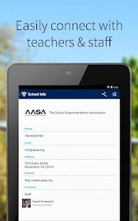 AASA, The School Superinten...- screenshot thumbnail