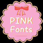 Pink Fonts