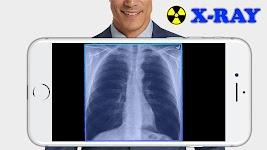 screenshot of X-Ray Body Scanner Prank