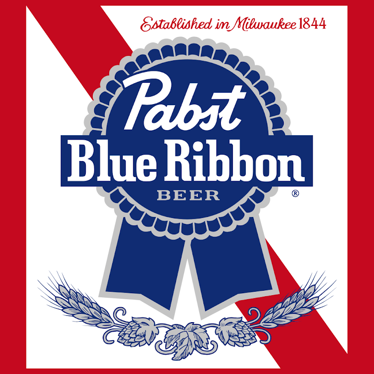 Logo of Pabst Blue Ribbon
