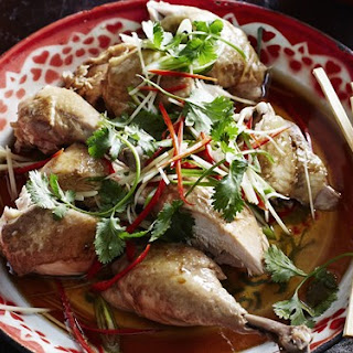 Slow-cooker Chicken With Soy & Sesame