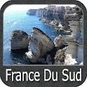 France Du Sud GPS Charts