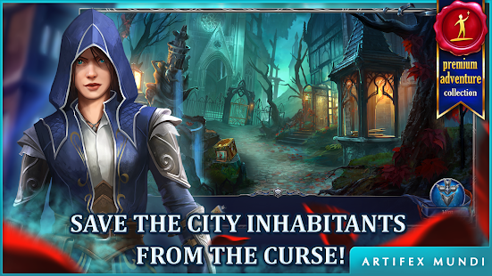 Grim Legends 3: The Dark City (Full)- screenshot thumbnail