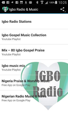 Igbo Radio and Music