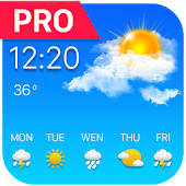 weather pro icon