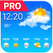 weather pro - Androidアプリ