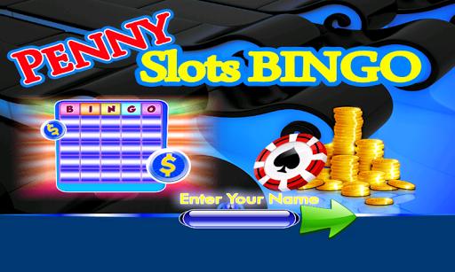 Penny Slots Bingo