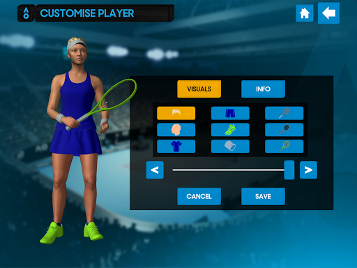 Australian Open Game 1.3.0 screenshots 8