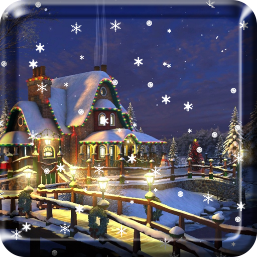 Snow Night Live Wallpaper HD file APK for Gaming PC/PS3/PS4 Smart TV