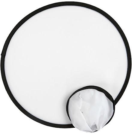 Frisbee 25cm vit 5/fp