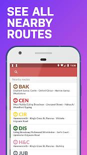 NYC Transit •MTA Subway, Train & Bus Maps & Times - náhled