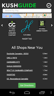 Kush Guide - Cannabis Near You- screenshot thumbnail