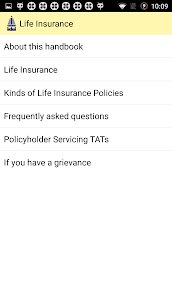 Handbook on Life Insurance App Download For Android 2
