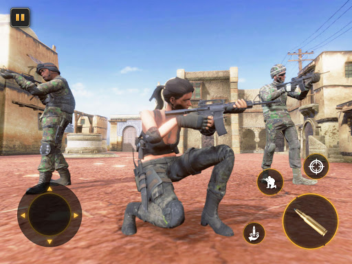 Army Commando Jungle Survival 3.8 screenshots 9