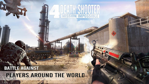 Death Shooter 4 :  Mission Impossible 1.0.1 screenshots 7
