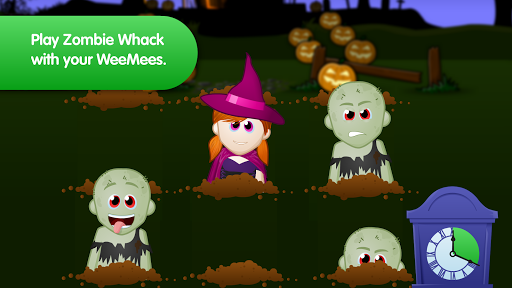 WeeMee Halloween Maker 1.0 screenshots 4