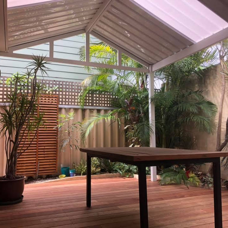 pete s patios and decking colorbond