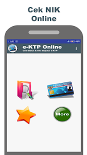 Cek KTP Online Indonesia - náhled