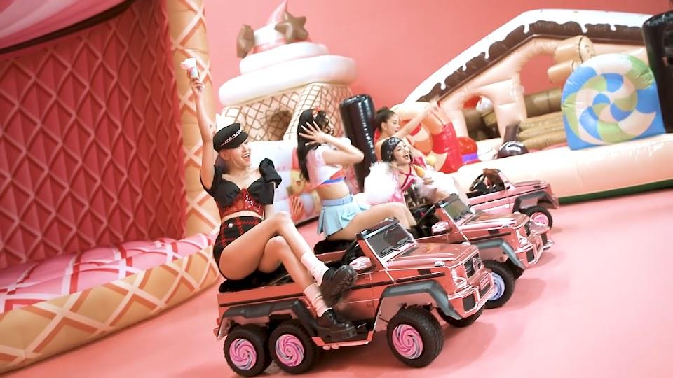 BLACKPINK - 'Ice Cream (with Selena Gomez)' M_V MAKING FILM 3-33 screenshot