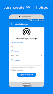 WiFi Automatic - WiFi Hotspot Screenshot