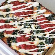 Large Mediterranean Pizza