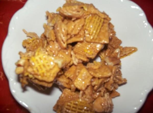 Snack Mix Of Death Recipe