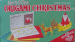 Photo: Quick and Easy Origami Christmas Box Set Takahama, Toshie Japan Publications (U. S. A.), Incorporated 1991. paperback 61 pp ISBN 0870408704