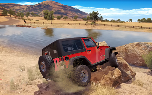 Offroad Xtreme Jeep Driving Adventure Screenshots 1
