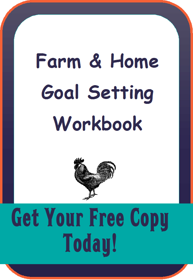 Farm & Home Goal Setting