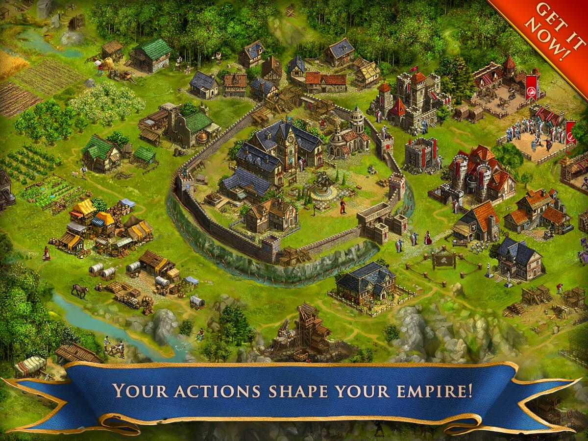 Imperia Online - Strategy MMO- screenshot