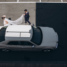 Wedding photographer Olga Vinogradova (OlgaSummer). Photo of 02.10.2018
