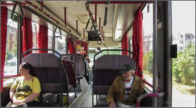 Photo: Turda - autobuz pe Calea Victoriei - 2019.07.16