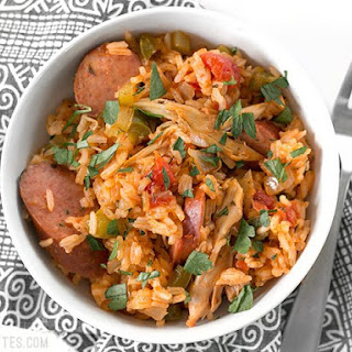 Slow Cooker Jambalaya.