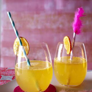 Tangerine Dream Cocktail.