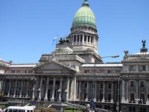 Photo: Parlamentsgebäude- Buenos Aires